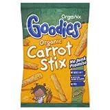 Organix Goodies Organic Carrot Stix 15g