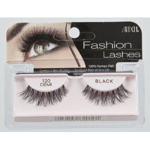 Ardell Fashion Lashes - 120 Black ...