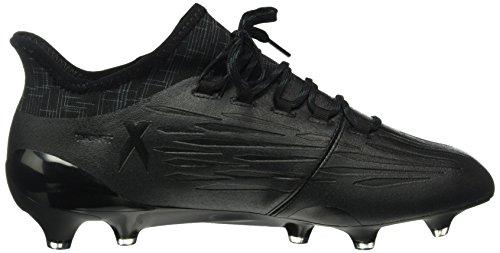 adidas Herren X 16.1 Fg Fußballschuhe, Schwarz (Core Black/Core Black/Dark Grey), 43 1/3 EU -