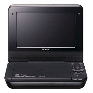 Sony DVPFX780 7-Inch Screen DVD Portable