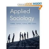 AppliedSociology: Terms TopicsTools, andTask