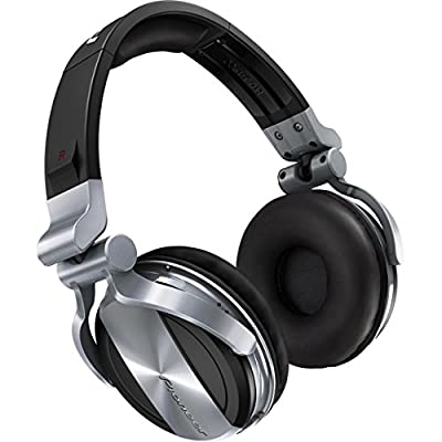 Pioneer DJ HDJ-1500-S Professional DJ Headphones - Silver