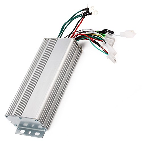 Electric Bike Brushless Motor Controller 48V 800W 40A For Electric Scooters
