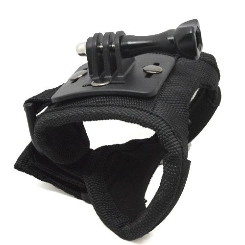 Bluefinger Wiseup Small Size Glove Style Wrist Strap Mount Band For Gopro Hd Hero 3+ 3 2 1 Camera