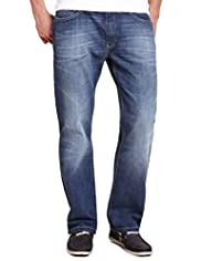 Big & Tall North Coast Straight Fit Jeans