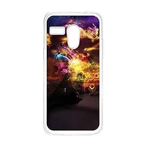 a AND b Designer Printed Mobile Back Cover / Back Case For Motorola Moto G (Moto_G_2803)