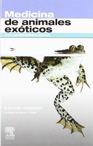 MEDICINA DE ANIMALES EXOTICOS descarga pdf epub mobi fb2