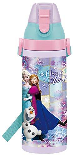 スケーター  ダイレクト ステンレスボトル 600ml アナと雪の女王 Frozen 15 ディズニーN SDS6RN