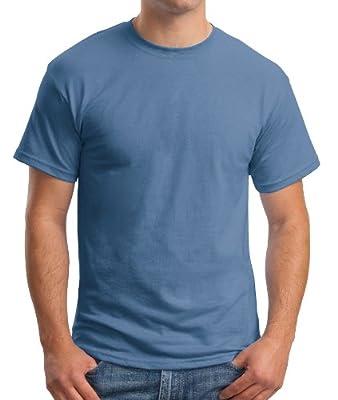 Hanes ComfortBlend & EcoSmart & Crewneck Men's T-Shirt