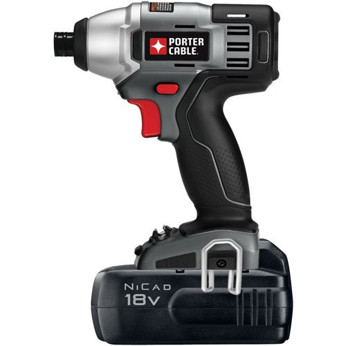 Porter-Cable PC180IDK-2 18-Volt Cordless NiCd Impact Driver