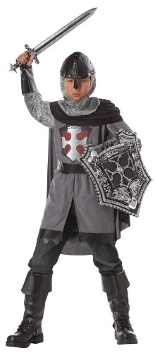 Kids Dragon Slayer Knight Costume - Child Large 10-12
