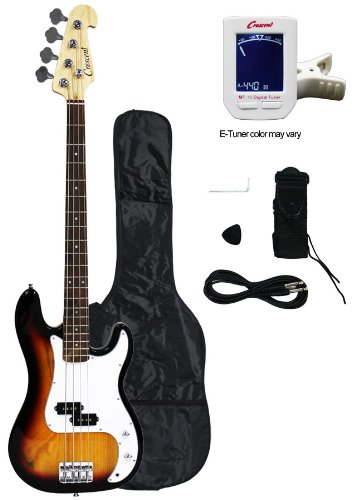 ELECTRIC BASS GUITAR SUNBURST
