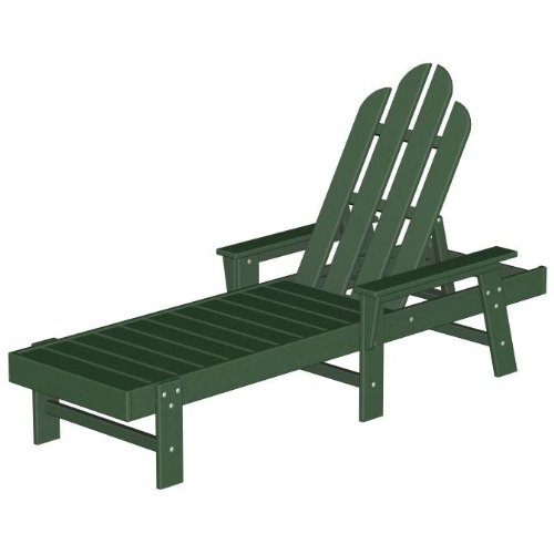 88 buy poly wood recycled plastic wood long island for Adirondack chaise
