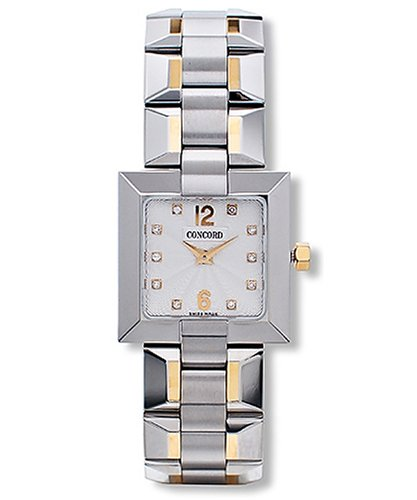 Concord Women's La Scala Watch #0310136 - Buy Concord Women's La Scala Watch #0310136 - Purchase Concord Women's La Scala Watch #0310136 (Concord, Jewelry, Categories, Watches, Women's Watches, By Movement, Swiss Quartz)
