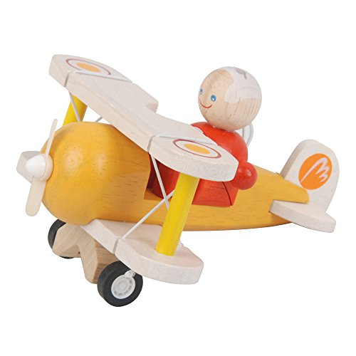 PlanToys Classic Airplane 6030
