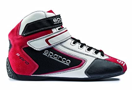 Sparco - Chaussures K Pro Sh 5 Rouge/Blanc 40