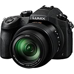 Panasonic Lumix DMC-FZ1000GA 21.1MP Digital Camera (Black)