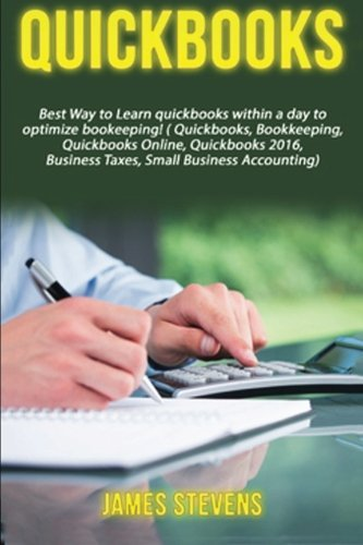 QuickBooks: Best Way to Learn QuickBooks within a day to optimize bookkeeping! (QuickBooks, Bookkeeping, QuickBooks Online, QuickBooks 2016, … Business Taxes, Small Business Accounting)
