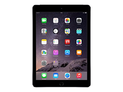 Apple iPad Air 2 MH2M2LL/A (64GB, Wi-Fi + Cellular, Space Gray) (Ipad Wi Fi + Cellular compare prices)