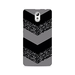 Ebby Down Sparkle Premium Printed Case For Lenovo Vibe P1M