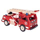 Pintoy Wooden Fire Engineby Pintoy