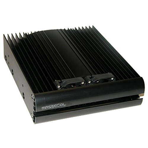 MASSCOOL Hard Drive LED Cooling System (HCC-S2BL) (Hard Drive Cooling compare prices)