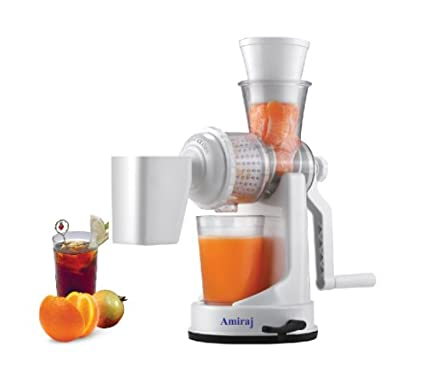 Amiraj AI-102 Manual Juicer
