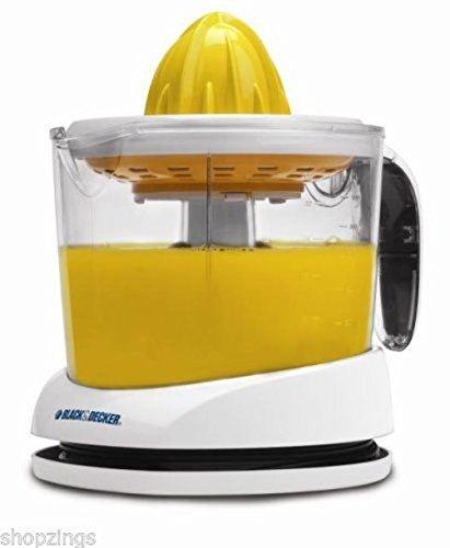 Electric Orange Juice Citrus Juicer Machine Lemon Press Fruit Squeezer Extractor (Red Orange Juicer compare prices)