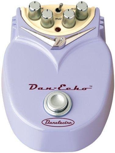 Danelectro DE-1 Dan Echo Effects Pedal (Danelectro Power Supply compare prices)