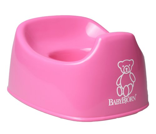 BABYBJÖRN Little Potty - Pink
