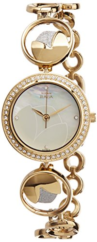 Titan-Raga-Analog-Mother-of-Pearl-Dial-Womens-Watch-2539BM01