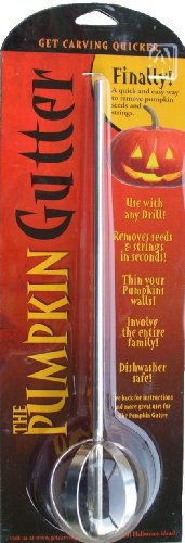 Dakota Products PG001 Pumpkin Gutter & Carving Tool (Mixer Drill Attachment compare prices)