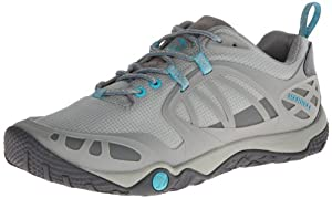 Merrell Women's Proterra Vim Sport Hiking Shoe,Ice/Blue,8.5 M US