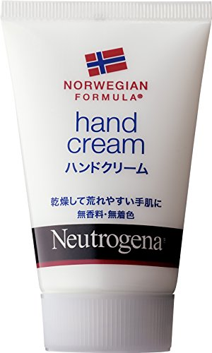 Neutrogena(ニュートロジーナ)ノルウェーフォーミュラ ハンドクリーム(無香料) 56g