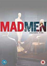 Mad Men Season 5 [DVD]