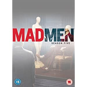 Mad Men Season 5 [DVD]
