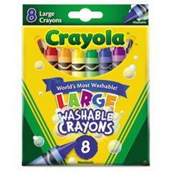 Large Box Of Crayons front-1023663