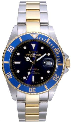 [テクノス]TECHNOS 腕時計 クォーツ 正規輸入品 TAM629TN メンズ