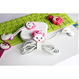Disney Marie Cat Earbuds Cord Holder Cable Winder - 2 Pcs