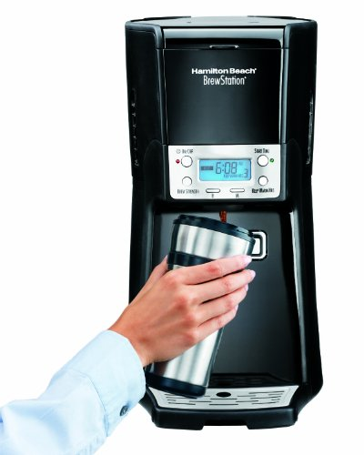 Hamilton Beach BrewStation 48463 12-Cup Coffee Maker