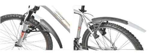 Zefal No-Mud Mudguard Bicycle Fender, Black