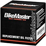 BikeMaster Oil Filter - Black JO-S106
