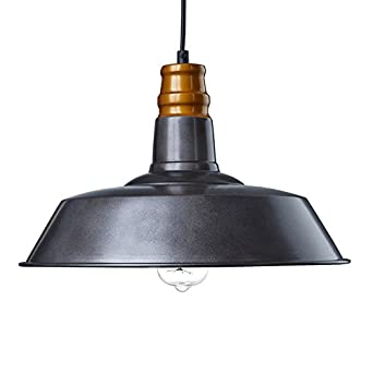 YOBO Lighting Industrial Edison Metal Vintage Ceiling