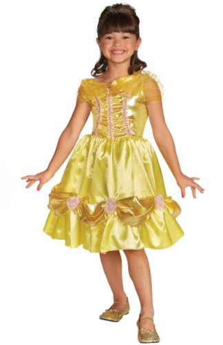 Belle Sparkle Classic Child Costume - Medium