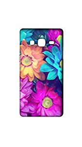 Colorful Flowers Stylish Mobile Case/Cover For Samsung Galaxy Z3