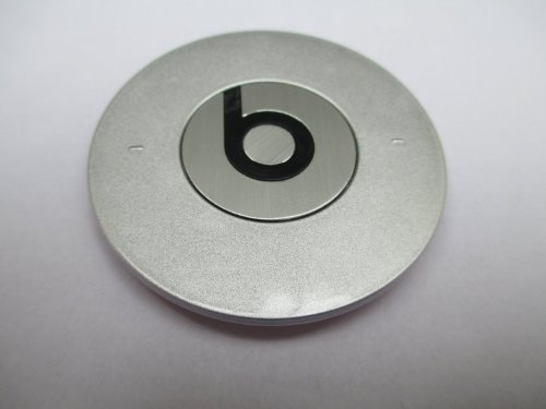 Oem Replacement Battery Cover For Monster Dre Beats Studio Silver