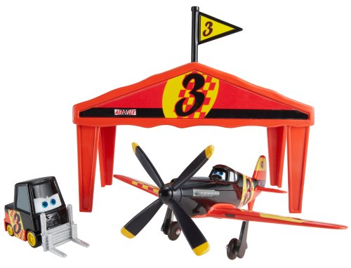Disney Planes Antonio Pit Row Gift Pack