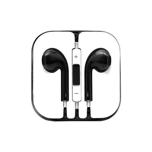 4xem 4xapplearpodbk black earphones for iphone/ipod/ipad stereo, black, mini-phone, wired, earbud, binaural, in-ear (4xem 4xapplearpodbk) bidenuo g360 stylish in ear earphone w microphone for iphone ipad ipod black 3 5mm plug