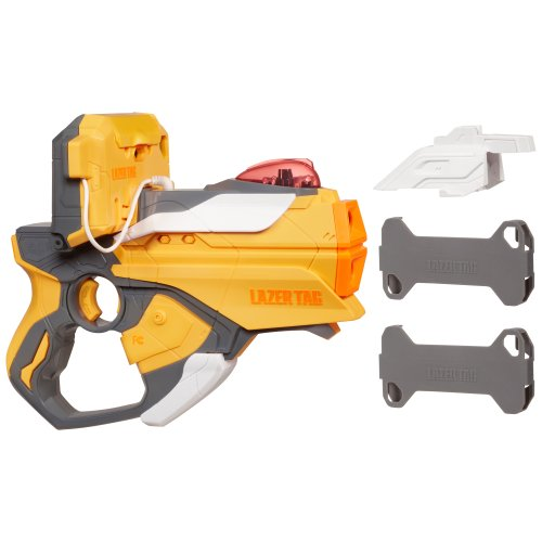 Lazer Tag Single Blaster Pack, Orange