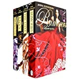 Anna Godbersen 4 Books Collection Set A Luxe Novel (Rumours, Envy, The Luxe, Splendour) Anna Godbersen